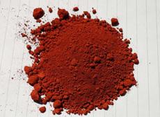 着色剂-氧化铁红